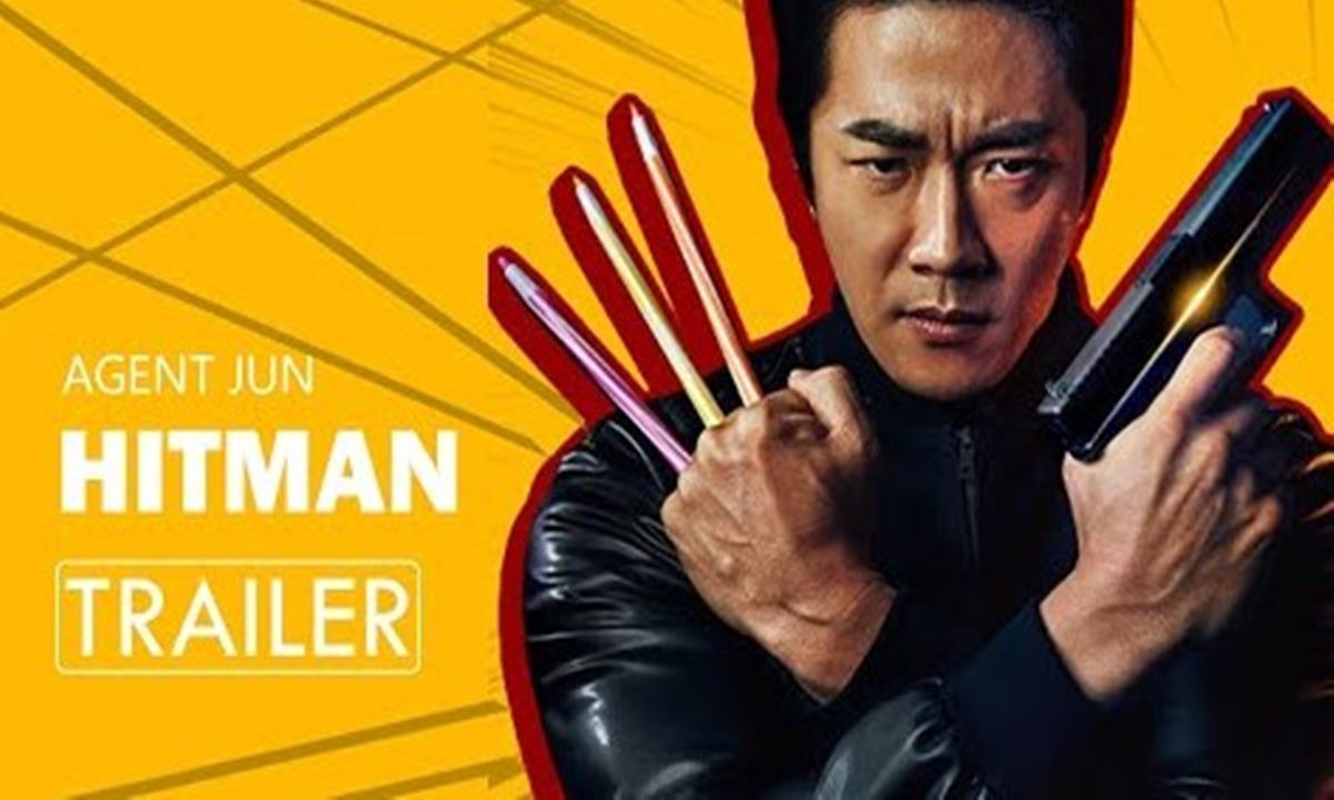Nonton Hitman: Agent Jun (2020) Sub Indo Streaming Online ...