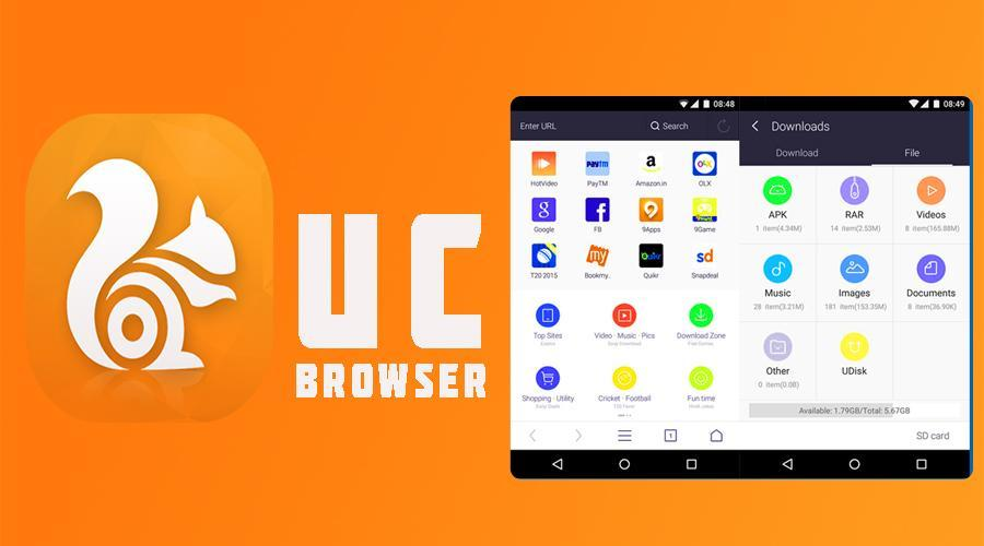 Advantages And 4 Ways To Speed Up UC Broswer On Android Phones |  Latest Tech