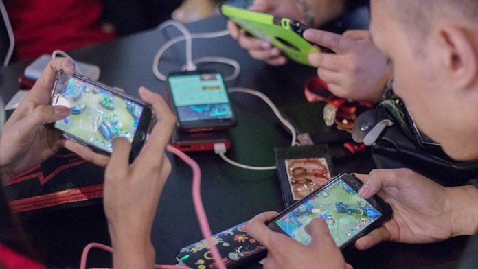 Para que los ojos no duelan cuando Gaming Mobile Legends 2021