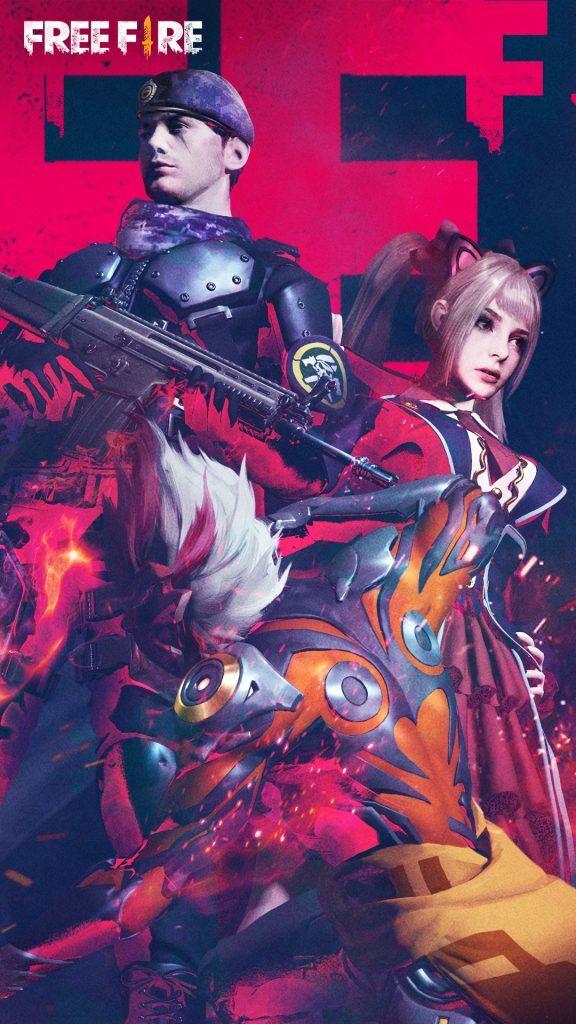 Gambar Free Fire Keren Cocok Untuk Wallpaper Esportsku