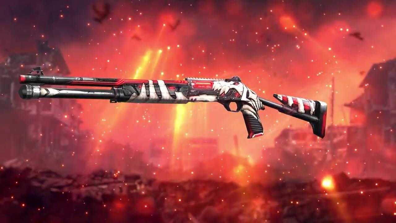 Skin Senjata Mematikan FF M1014 Terbaik | Esportsku