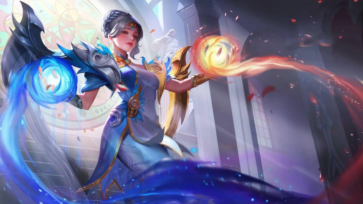 ¡Cuatro mejores héroes intermedios en Mobile Legends 2021!