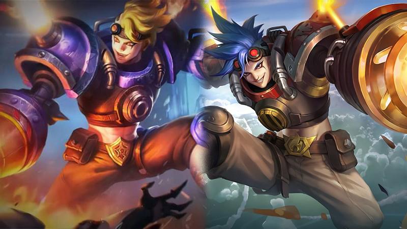 Pahlawan Tertinggi Menangkan Legends Mobile Untuk Peringkat ML!