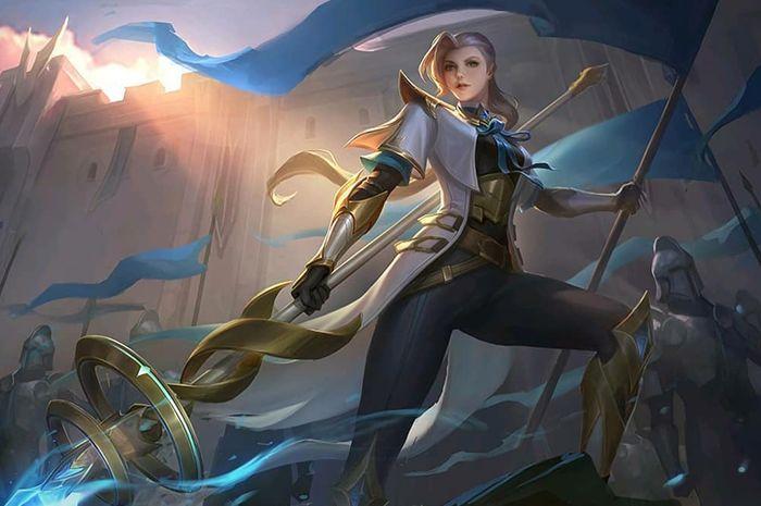 Hero Pengguna Item Feather Of Heaven Mobile Legends