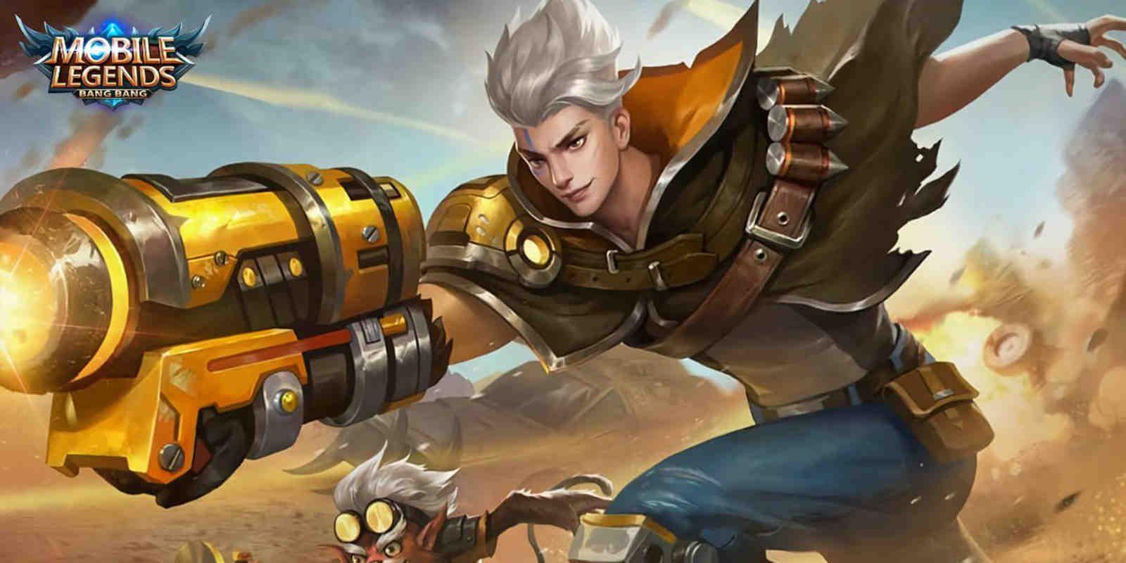 Fortalezas y debilidades de Claude Mobile Legends (ML)