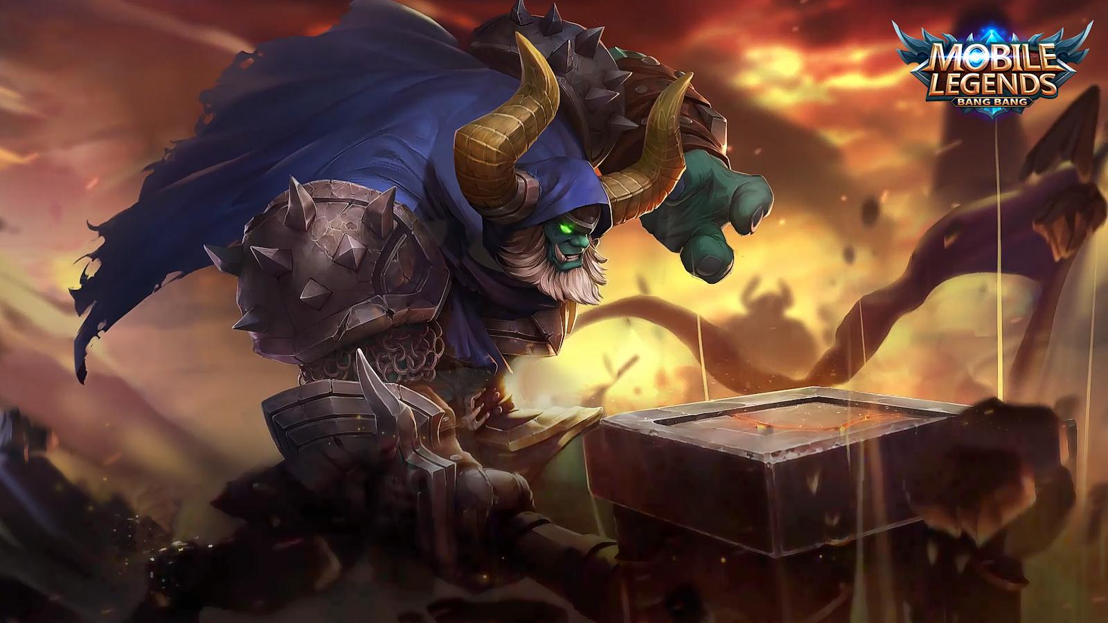 las fortalezas y debilidades de Minotaur Mobile Legends
