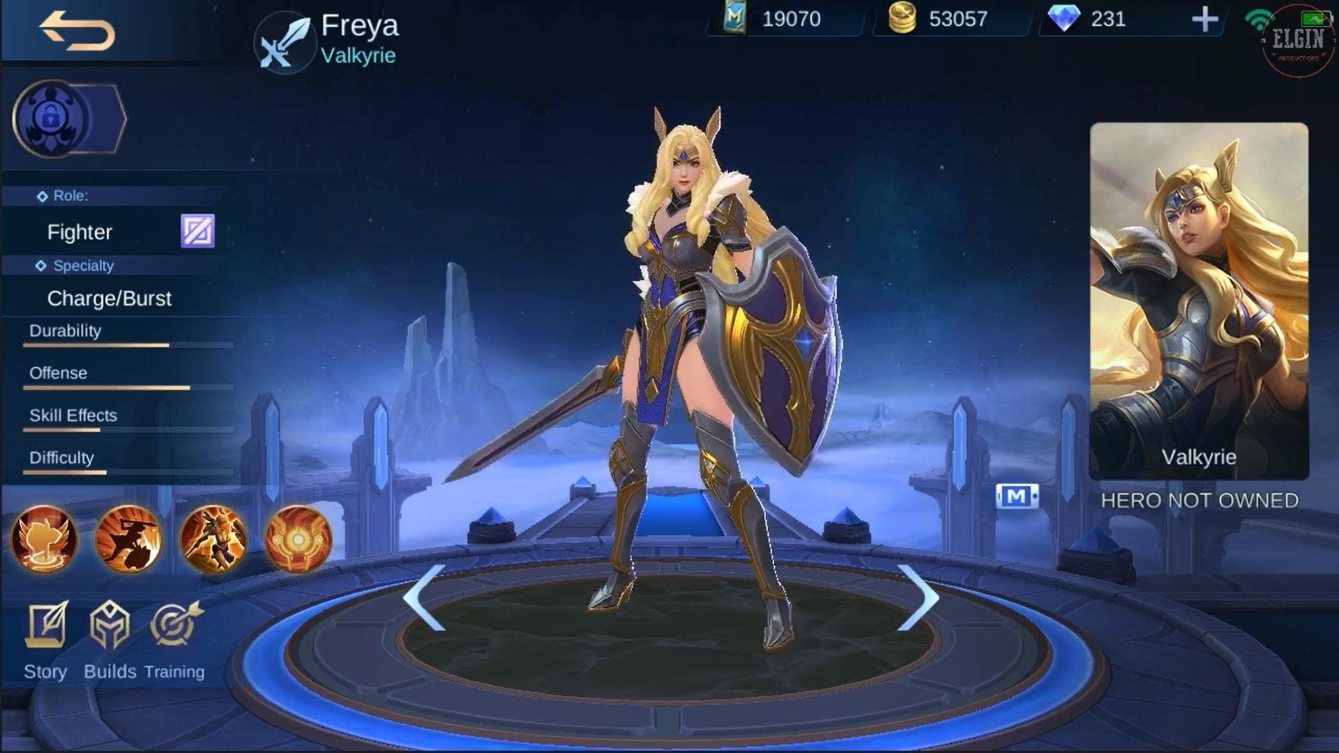 Hero Freya ML Revamp Jadi OP Mobile Legends 2020