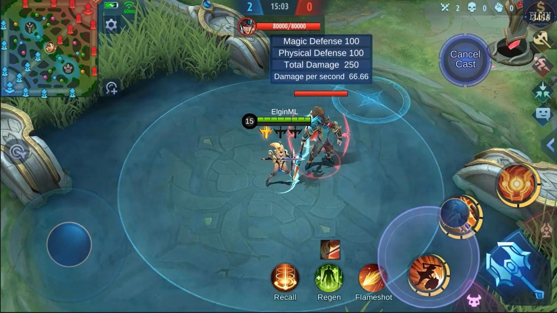 Hero Freya ML Revamp se convierte en OP de Mobile Legends 2021