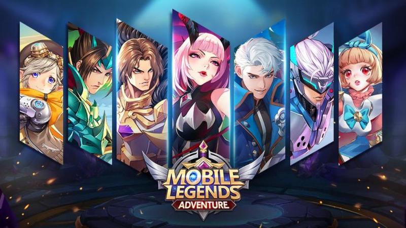 Perbedaan Mobile Legends Bang Bang dengan Mobile Legends Adventure |  Esportsku