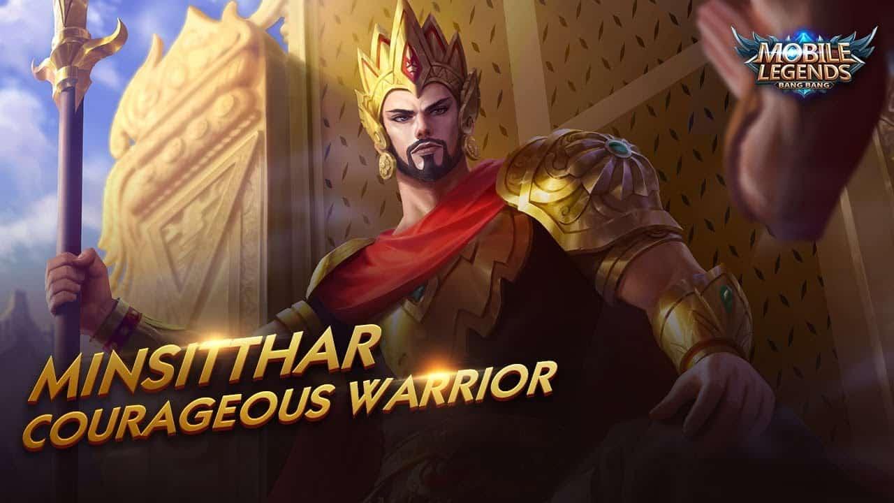 Soporte de rol de Hero ML en Mobile Legends 2021