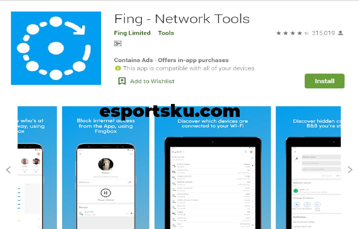 Cara Mudah Mengetahui Pencuri Wifi Saat Main Mobile Legends Esportsku