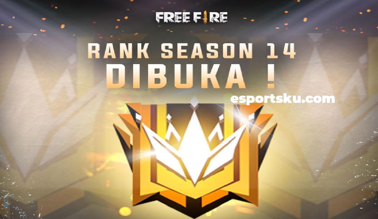 Rank Season 14 Ff Maret Terbaru Free Fire 2020 Saatnya Push Rank Esportsku
