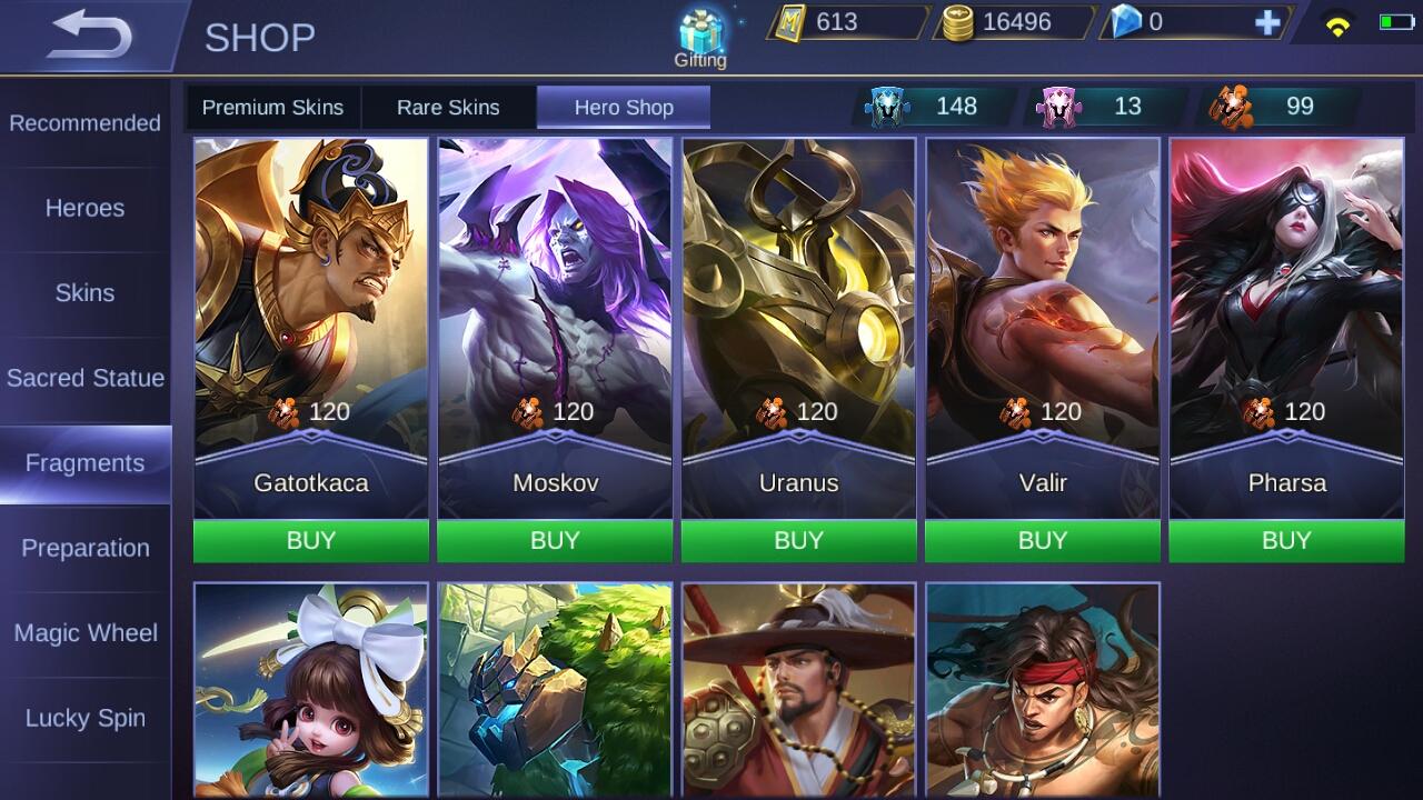9 formas de obtener Hero Mobile Legends gratis sin ML Diamonds