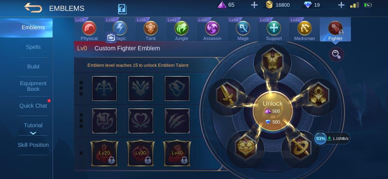 Cómo utilizar Alpha Mobile Legends (ML)