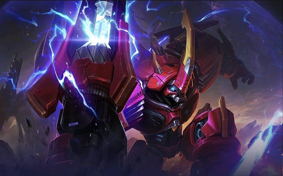 5 héroes sorpresa escogen el torneo de tres días M2 Mobile Legends (ML)