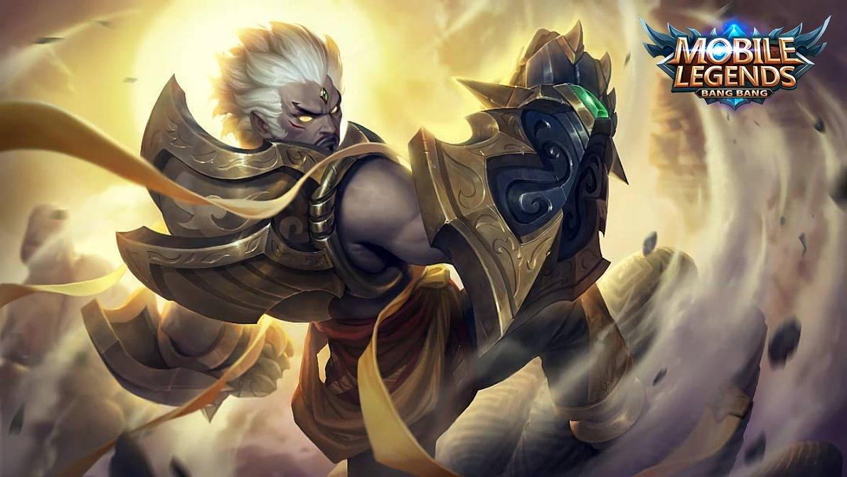¡La historia de Gatotkaca en Mobile Legends (ML), Iron Bone Muscle!