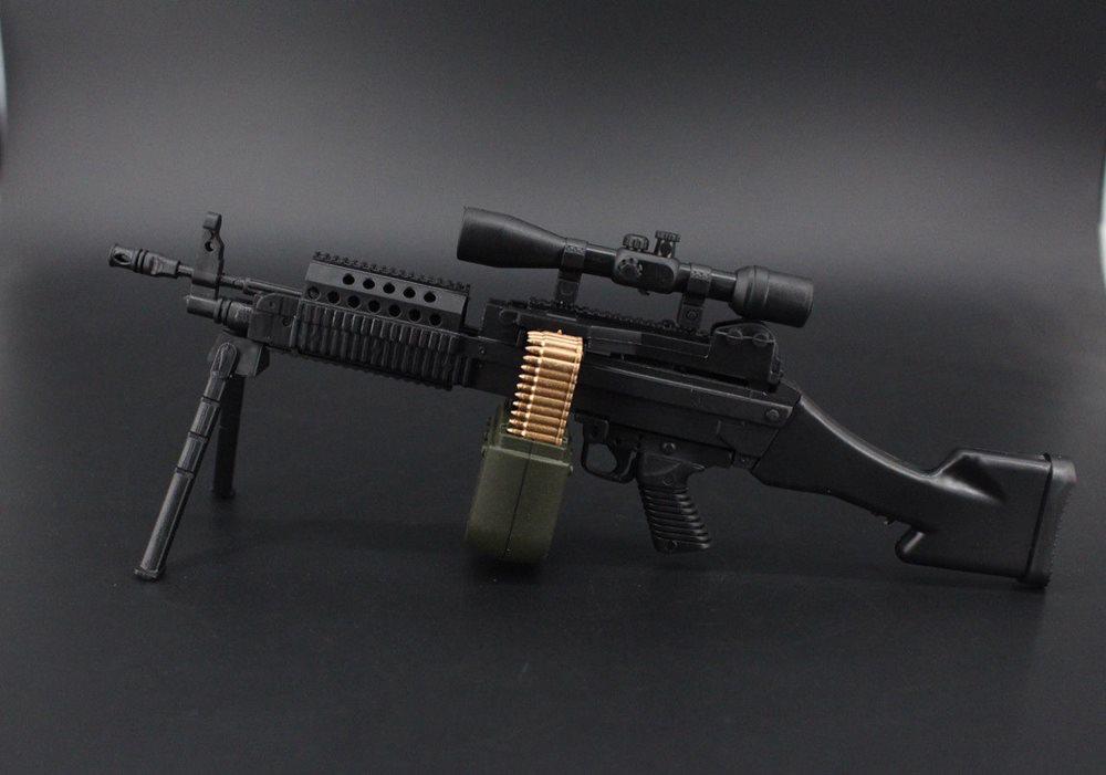 Sejarah Senjata M249, LMG Penghancur Mobil di PUBG Mobile ...