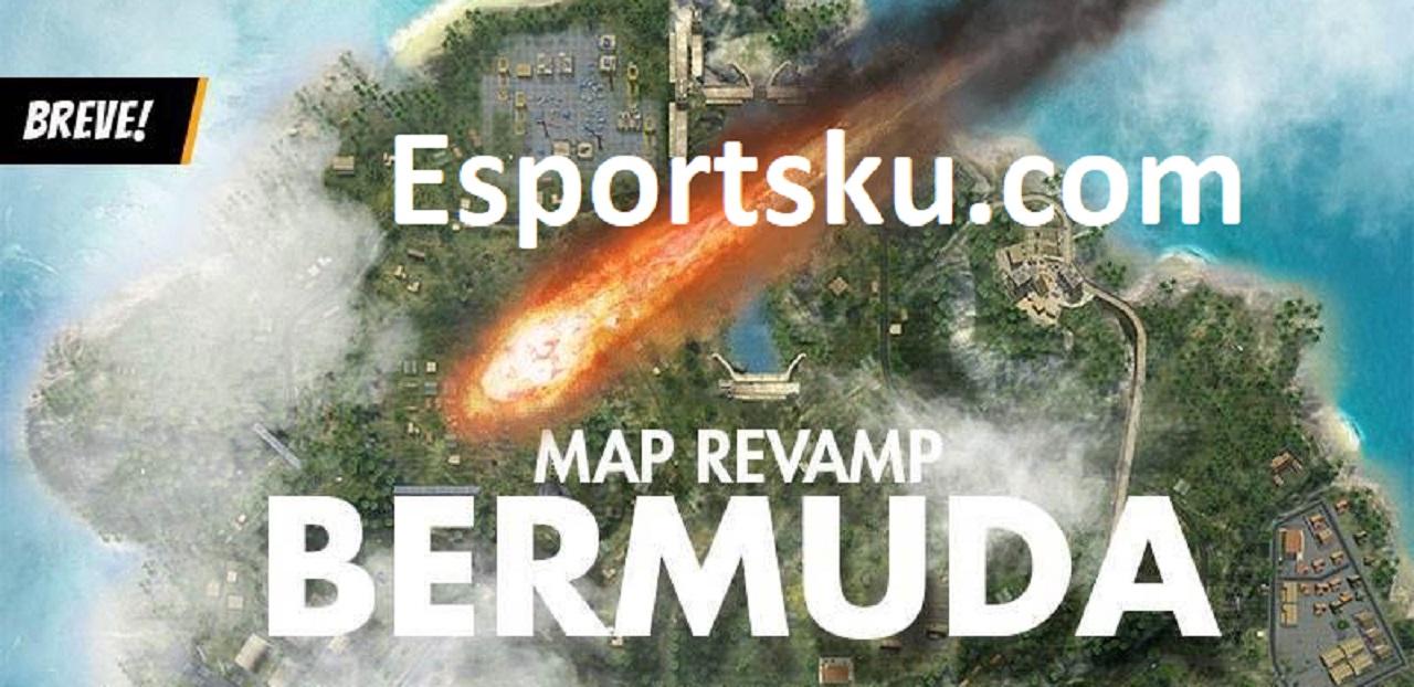 Release Date Map Bermuda 2.0 Free Fire (FF)