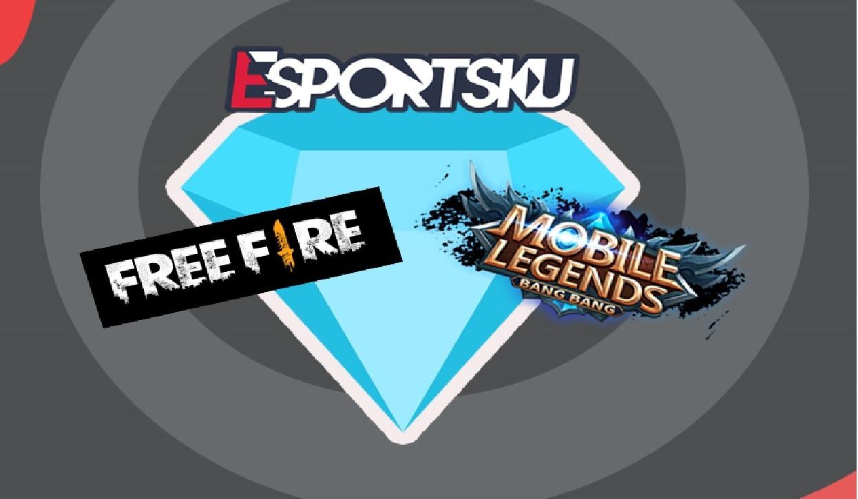 Pesta Kode Diamond Free Fire Ff Dan Mobile Legends Ml Pada Tahun Ke 4 Esportsku Esportsku