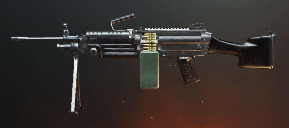 powerful guns in PUBG Mobile