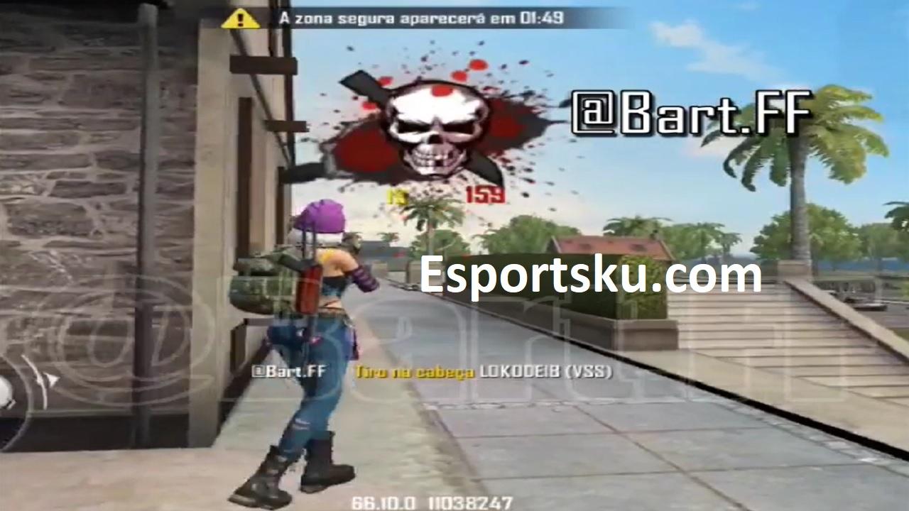 Logo Kill Free Fire Berubah Keren Di Ff Esportsku