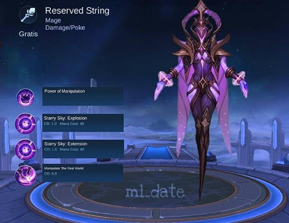 Lobe ML Gameplay, New Mage Hero Mobile Legends