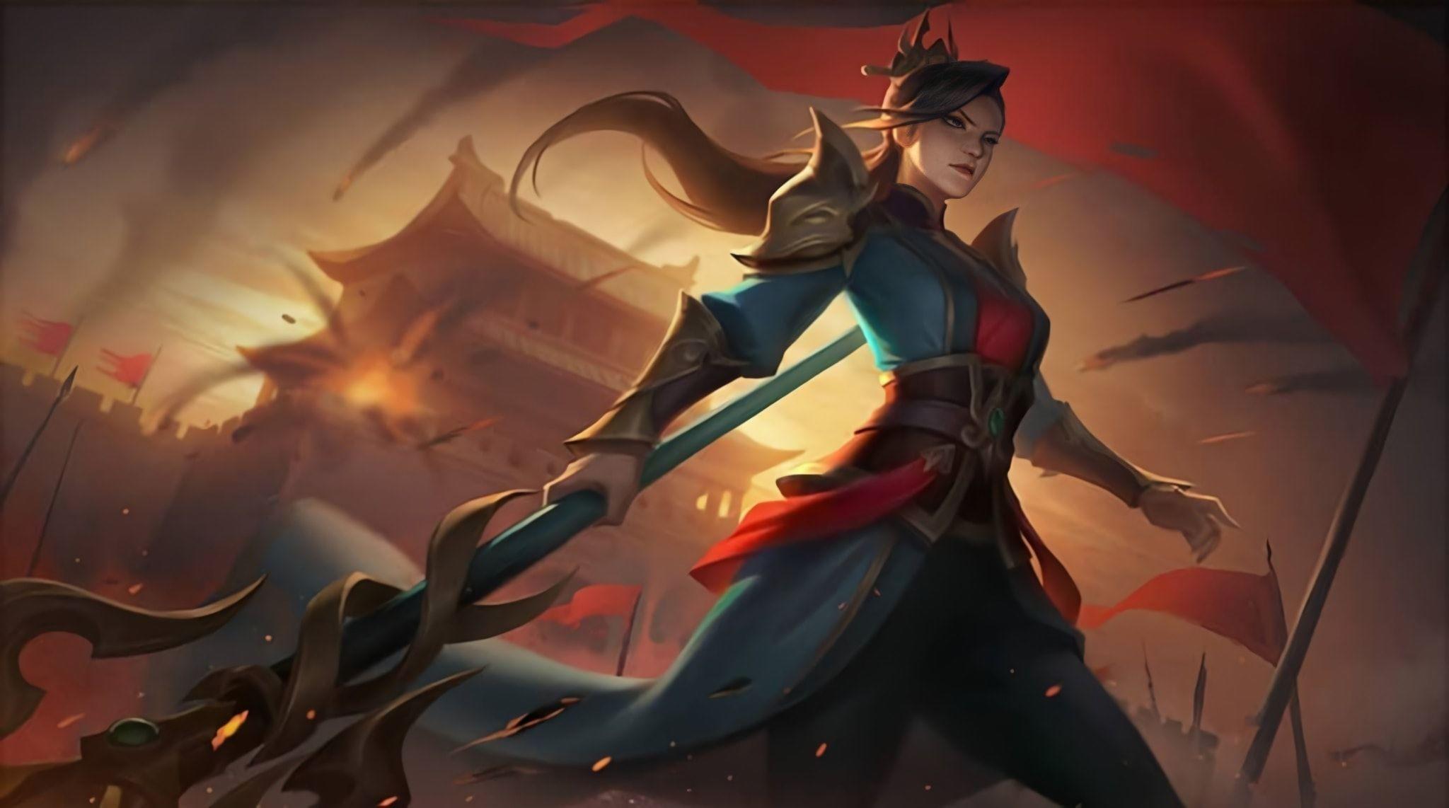 5 razones para que Silvanna sea la elección de héroe favorita en M2 Mobile Legends (ML)