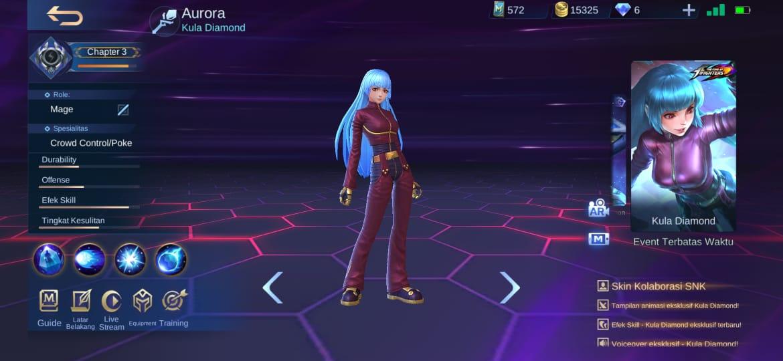 Consejos para jugar Aurora Mobile Legends