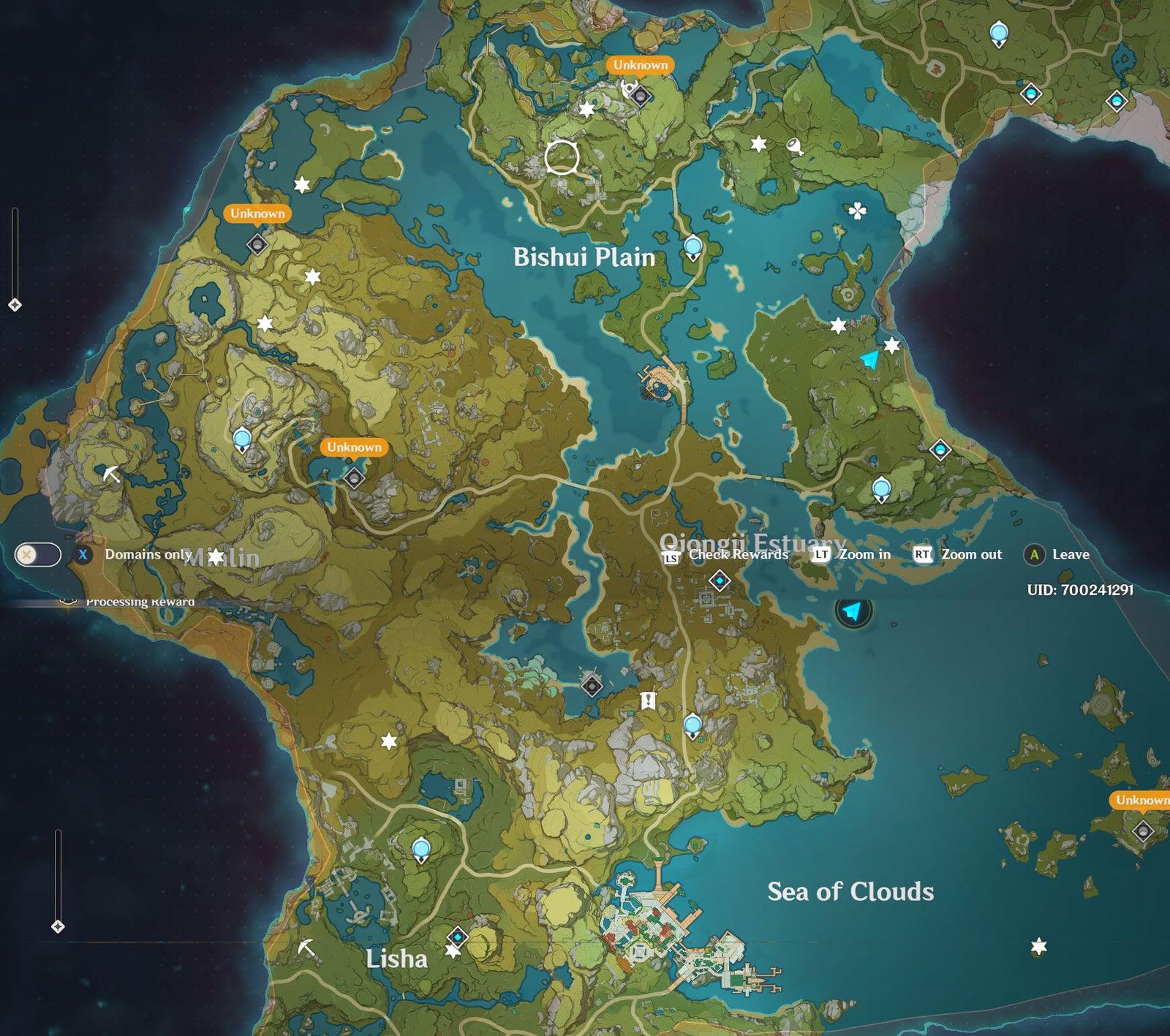 Cara Memakai Kunci Genshin Impact Shrine Of Depth Key Esportsku