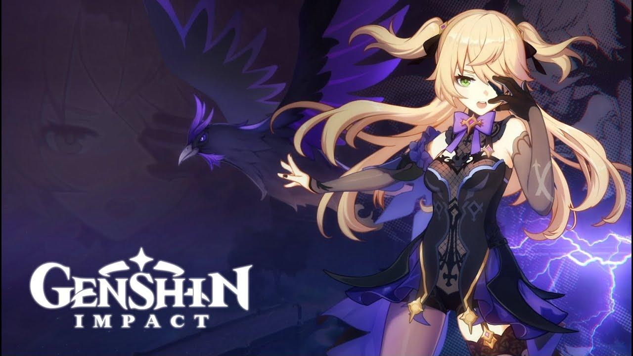 Build Dps Fischl Terbaik Di Genshin Impact Esportsku