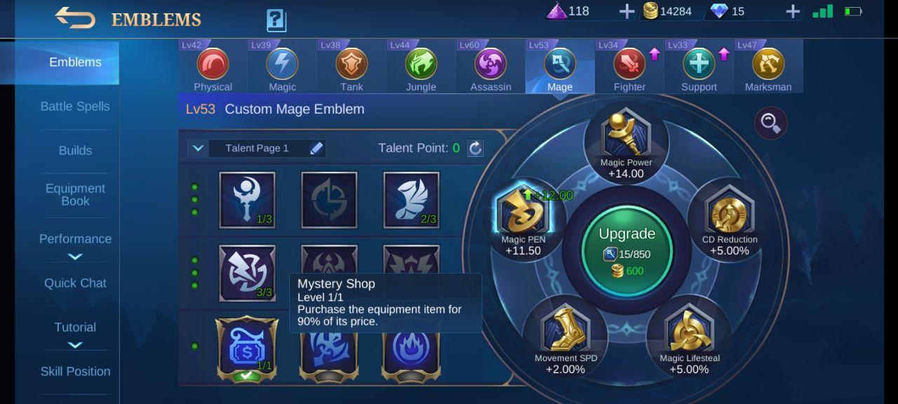 5 mejores talentos para Aurora Mobile Legends (ML)