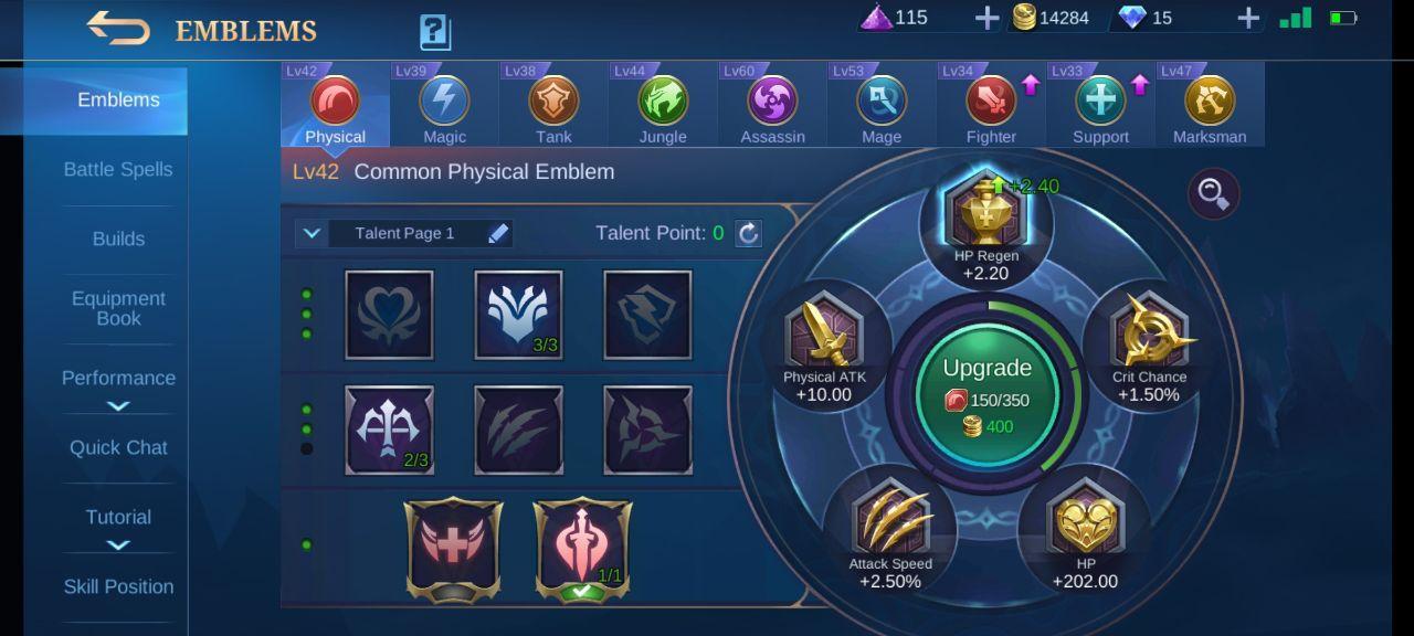 5 mejores talentos para Argus en Mobile Legends (ML)