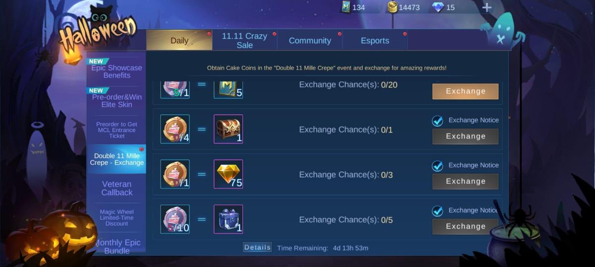 Cómo obtener el diamante amarillo en Mobile Legends (ML)