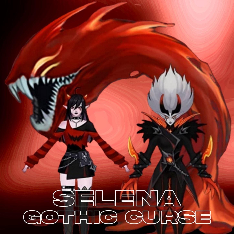 Últimas máscaras filtradas para Selena Gothic Curse en Mobile Legends