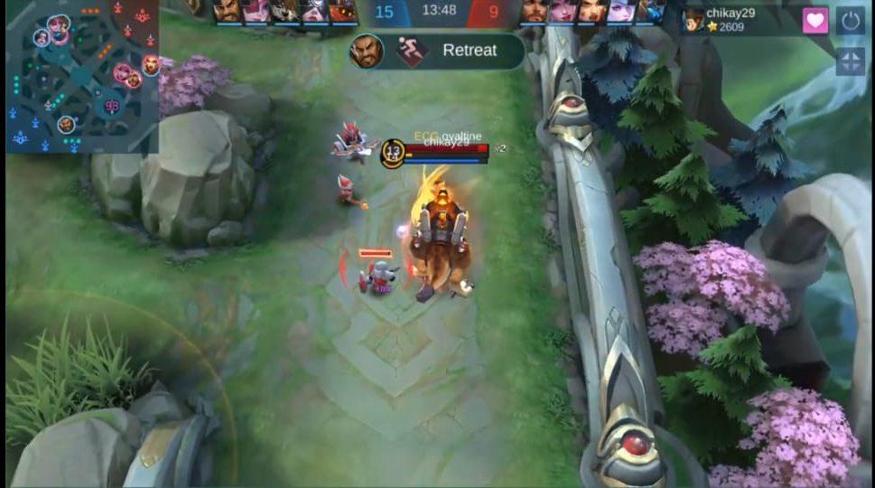 Estrategia de Barats Mobile Legends
