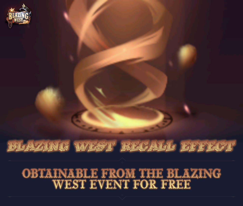 Mooton ofrece un retiro del mercado de Blazing West para Mobile Legends (ML) gratis