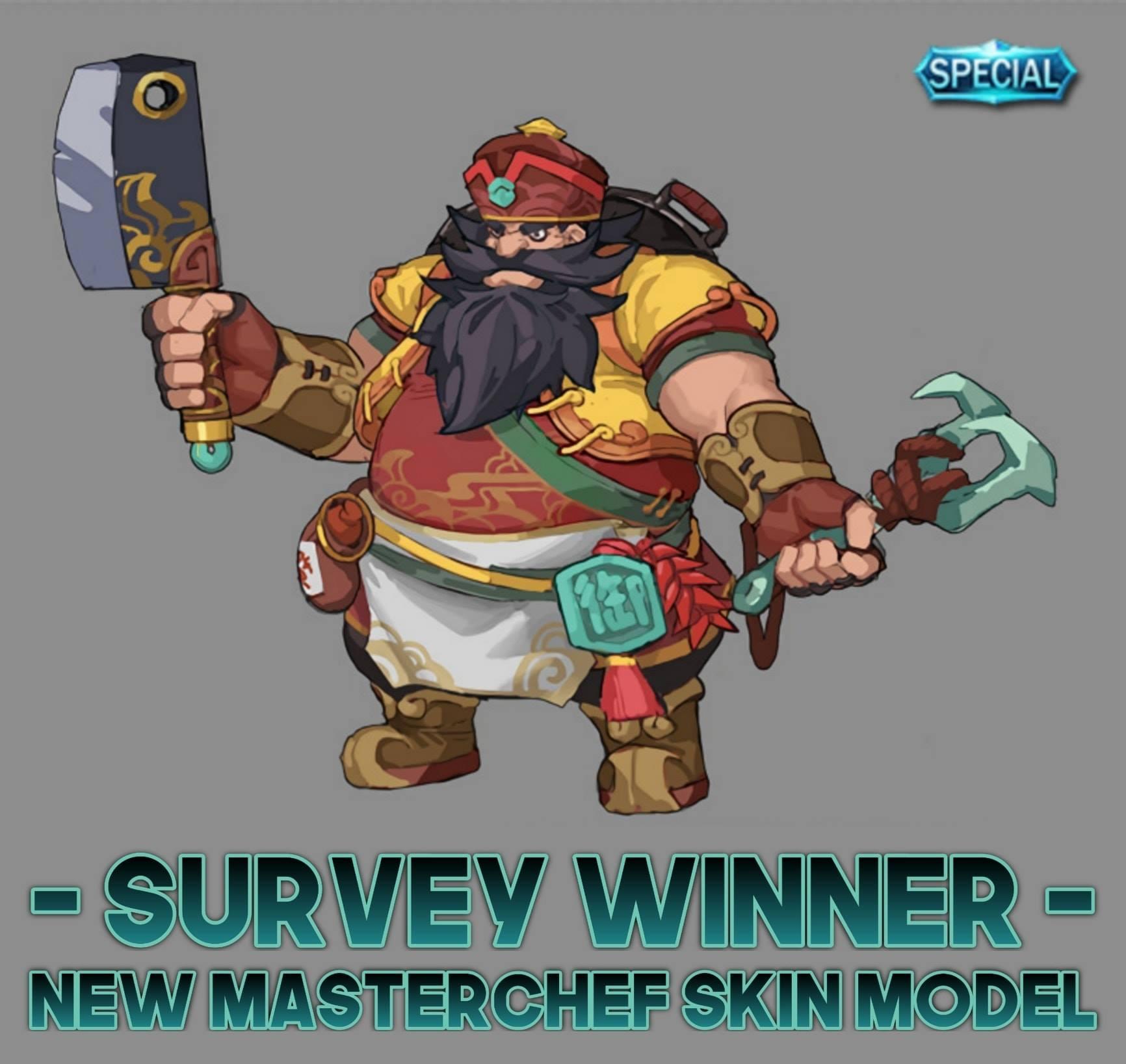 Skin Masterchef Franco Mobile Legends Get Revamp