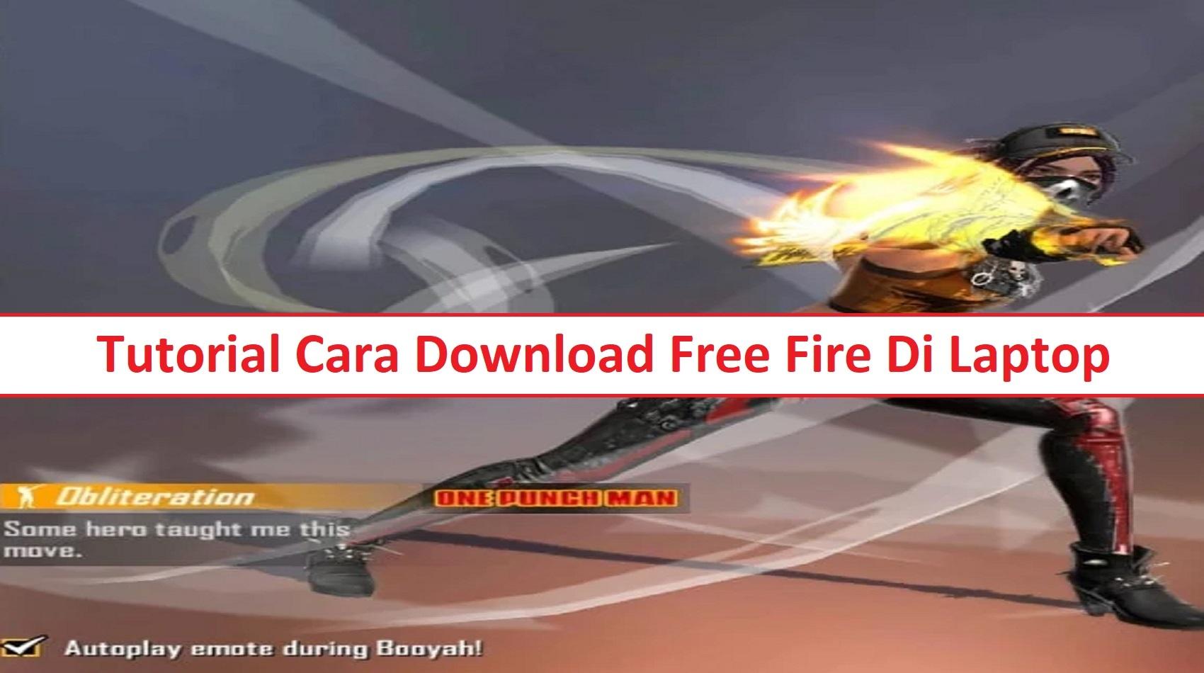 Tutorial Cara Download Free Fire Di Laptop Terbaru 2021 Esportsku