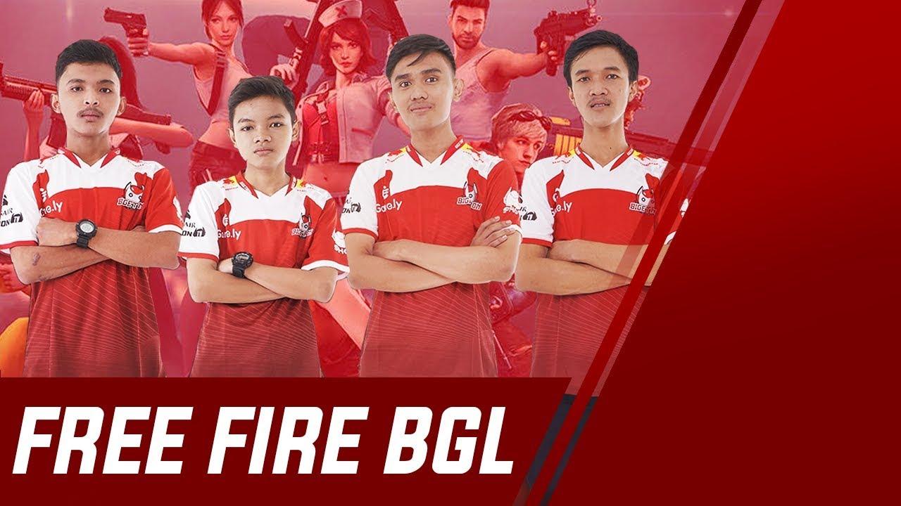 Tim Esports Terbaik Free Fire (FF)