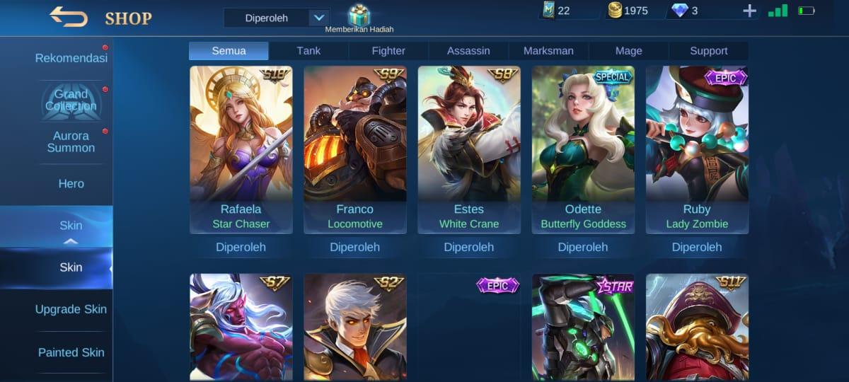 Cara Cek Akun Ml Info Paling Mudah Di Mobile Legends Ml Esportsku